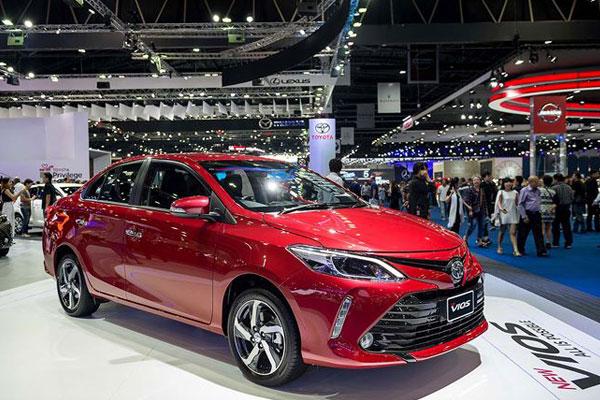 Những mẫu xe dự kiến có mặt tại Việt Nam trong năm 2018