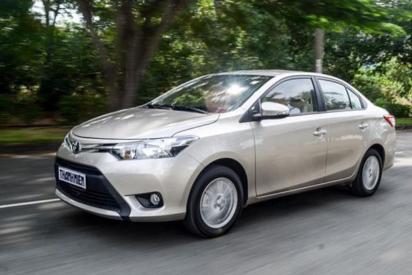 10 ô tô bán chạy nhất Việt Nam tháng 1.2018