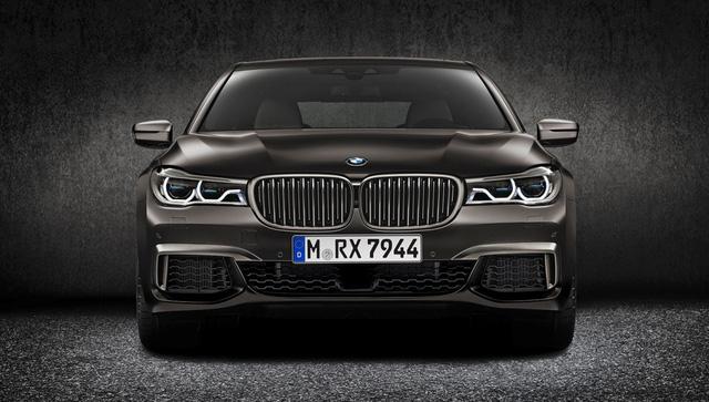 BMW 7-Series quay trở lại Việt Nam sau một thời gian vắng bóng