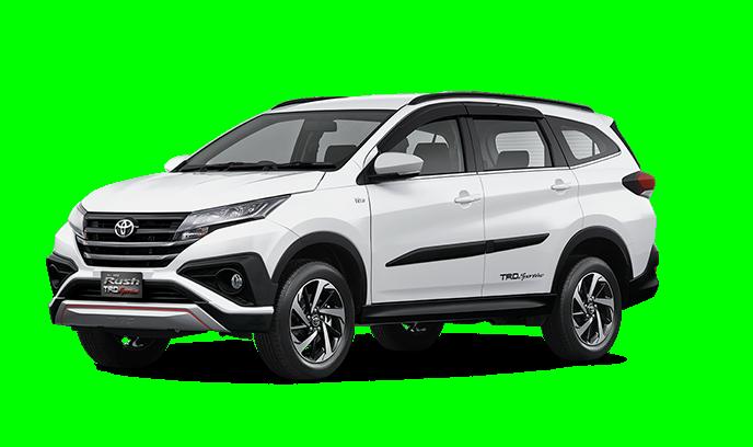 Giá xe Toyota Rush niêm yết tháng 10-2018
