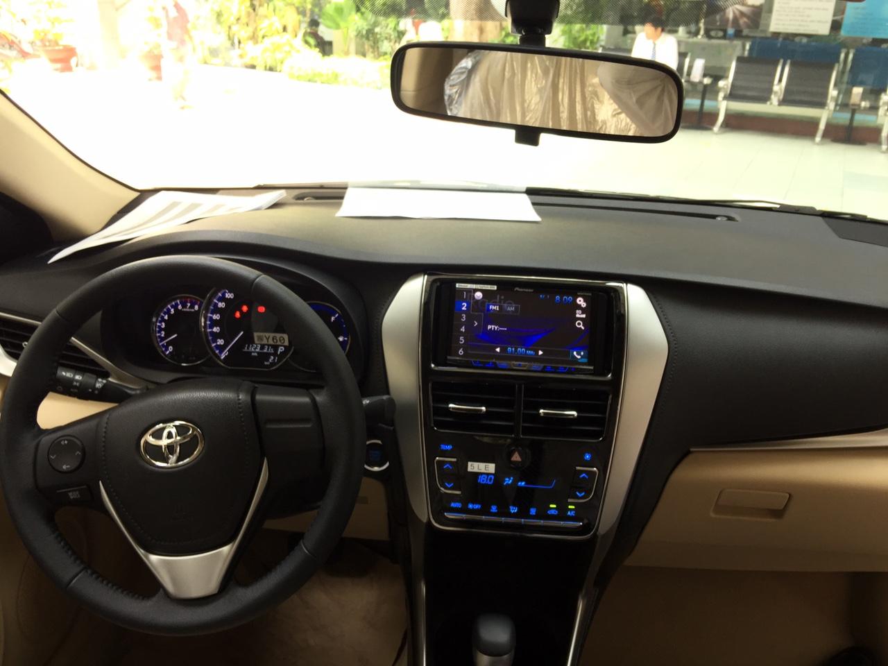 Toyota Altis 2018 - Thay đổi để bứt phá