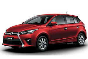 Toyota Yaris 2016 giá bán khuyến mãi nhất Miền Nam