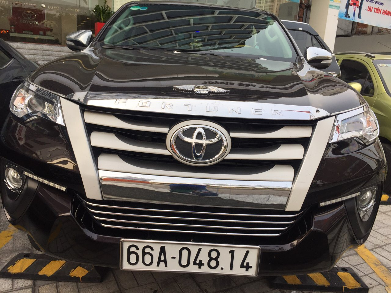 FORTUNER G NHẬP INDONESIA 2017