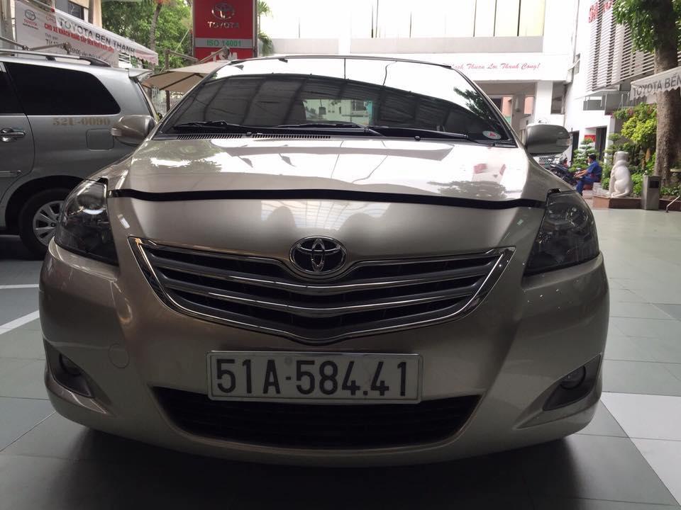 Siêu phẩm Toyota Vios G 1 chiếc duy nhất