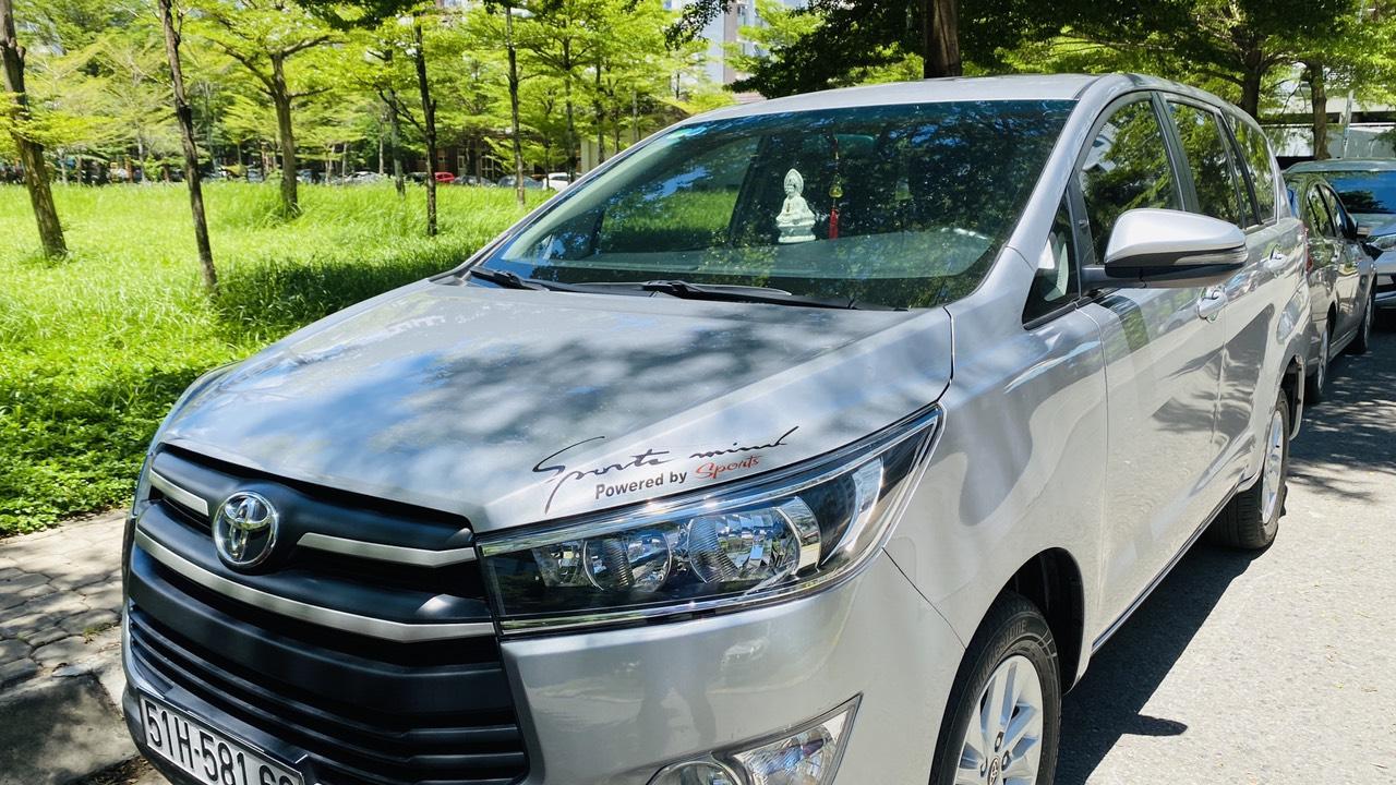Toyota Innova 2.0E số sàn 10/2019 Odo 25k , còn bảo hành hãng đến tháng 10/2022