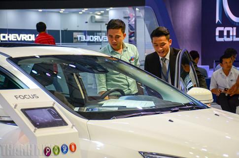 10 ô tô bán chạy nhất Việt Nam tháng 1.2018 - ảnh 1