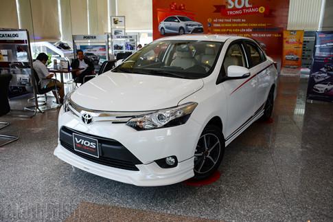10 ô tô bán chạy nhất Việt Nam tháng 1.2018 - ảnh 2