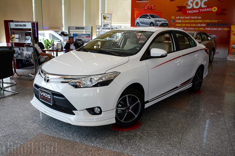 Những nghịch lý trên thị trường ô tô Việt Nam năm 2017 - ảnh 6